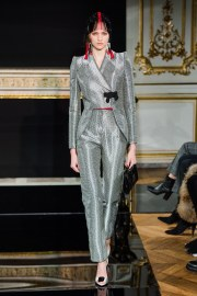 Armani Privé Spring 2019 Couture Look 1