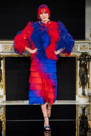 Armani Privé Spring 2019 Couture Look 65