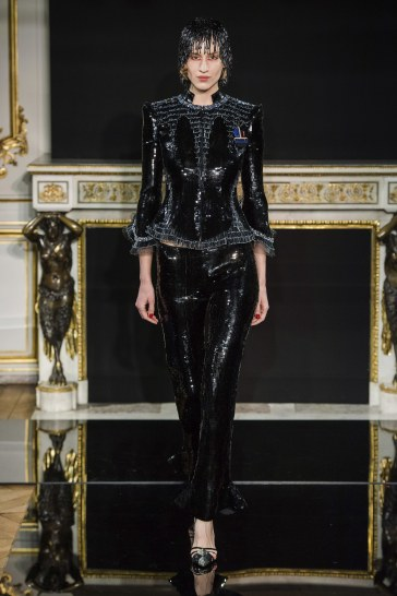 Armani Privé Spring 2019 Couture Look 83