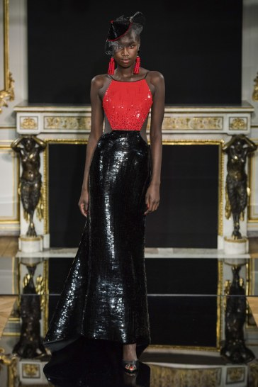 Armani Privé Spring 2019 Couture Look 84
