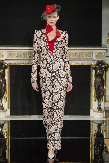 Armani Privé Spring 2019 Couture Look 85