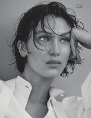 Bella Hadid Vogue Russia March 2019-9