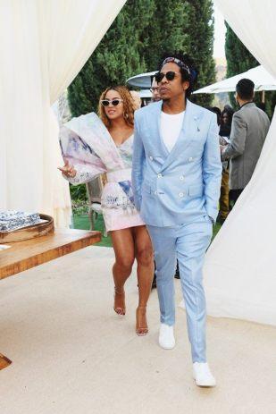 Beyonce in Balmain Spring 2019 Couture-6