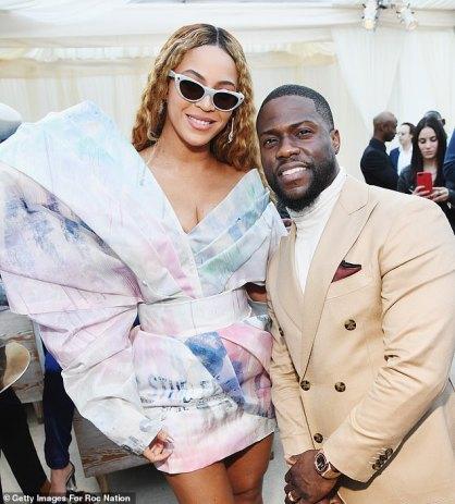 Beyonce in Balmain Spring 2019 Couture-7