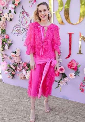 Brie Larson in Rodarte Spring 2019-1