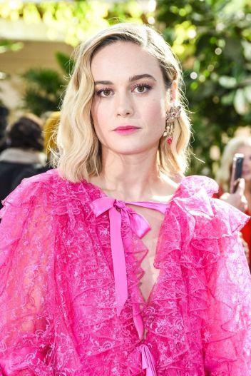 Brie Larson in Rodarte Spring 2019-2