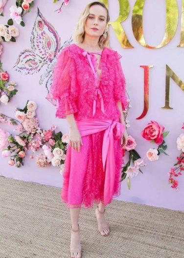 Brie Larson in Rodarte Spring 2019-3