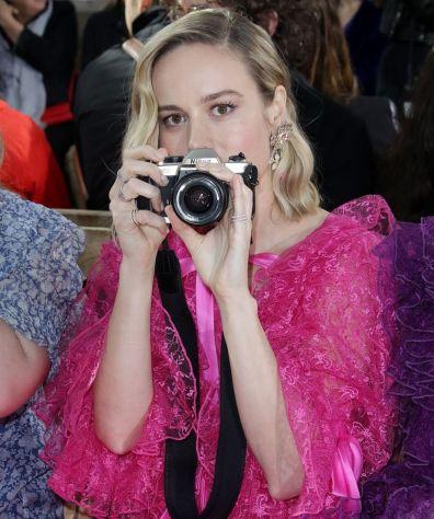 Brie Larson in Rodarte Spring 2019-8
