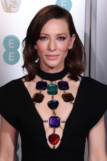 Cate Blanchett in Christopher Kane Spring 2019-2