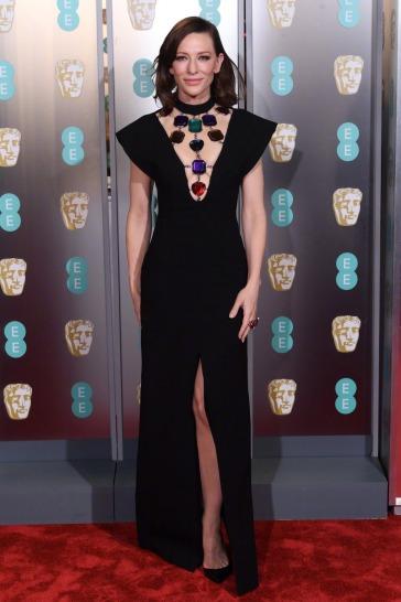 Cate Blanchett in Christopher Kane Spring 2019