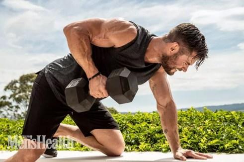 Chris Hemsworth Men's Health Australia March 2019-2
