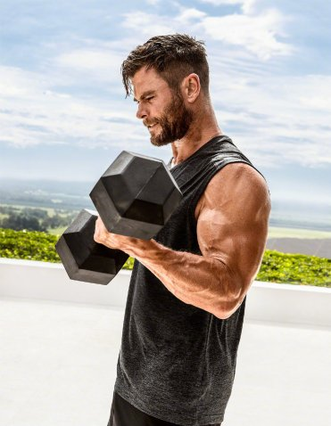 Chris Hemsworth Men's Health Australia March 2019-5