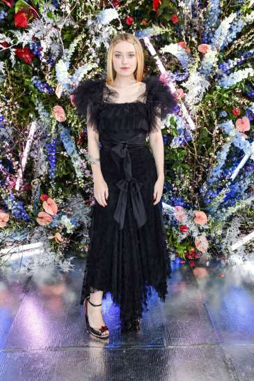 Dakota Fanning in Rodarte Spring 2019-4