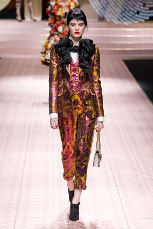 Dolce & Gabbana Spring 2019