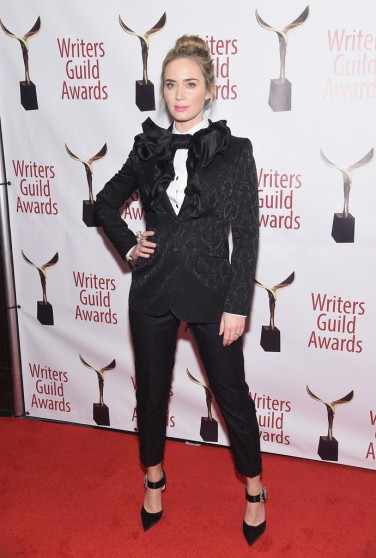 Emily Blunt in Dolce & Gabbana-1