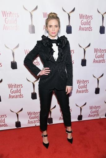 Emily Blunt in Dolce & Gabbana