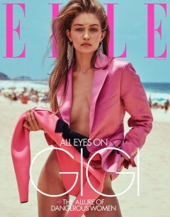 Gigi Hadid for ELLE US March 2019 Cover B