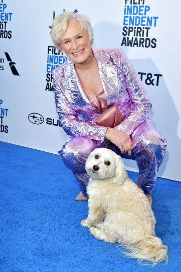 Glenn Close in Sies Marjan-2
