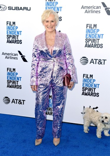 Glenn Close in Sies Marjan
