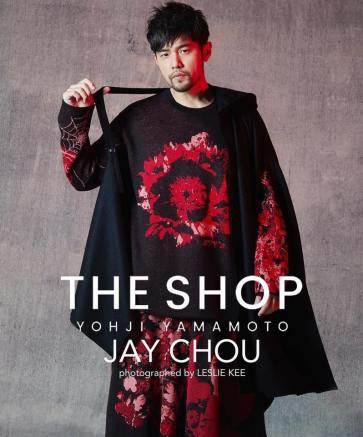 Jay Chou for S'YTE Spring 2019 Campaign-4