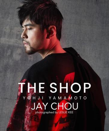 Jay Chou for S'YTE Spring 2019 Campaign-5