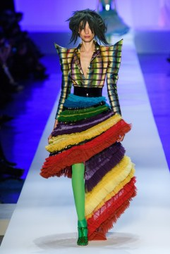 Jean Paul Gaultier Spring 2019 Couture Look 46