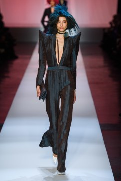 Jean Paul Gaultier Spring 2019 Couture Look 5