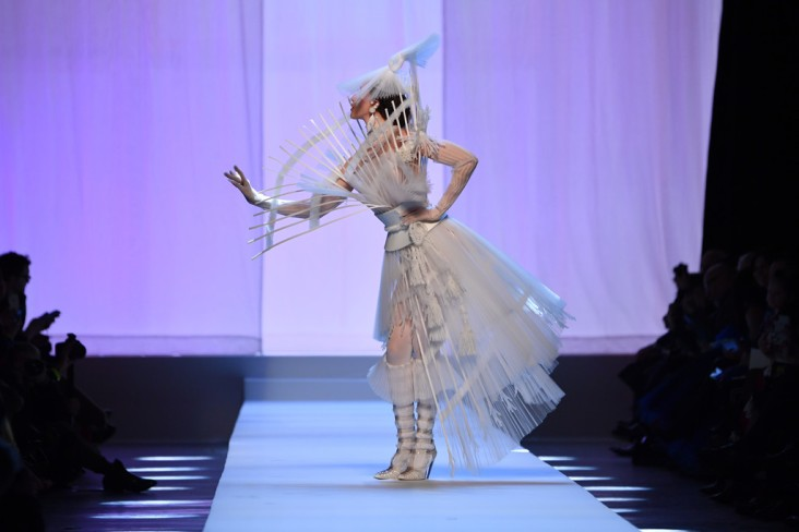 Jean Paul Gaultier Spring 2019 Couture Look 64