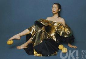 Jolin Tsai for OK Magazine March 2019-1