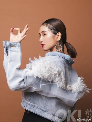 Jolin Tsai for OK Magazine March 2019-11