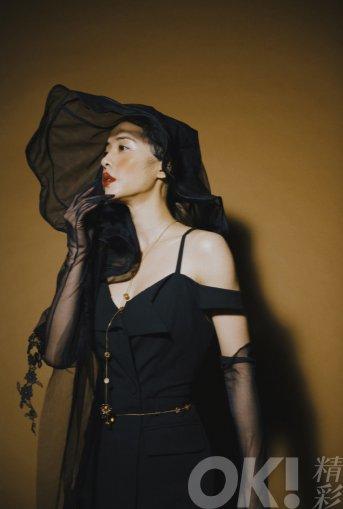 Jolin Tsai for OK Magazine March 2019-8