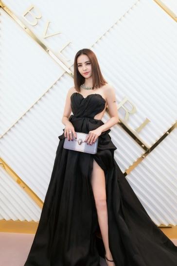 Jolin Tsai in Celia Kritharioti Spring 2018 Couture-1