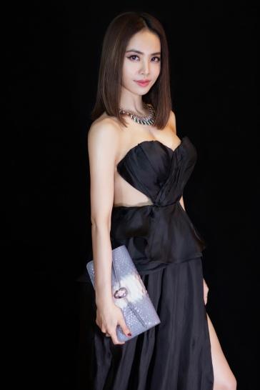 Jolin Tsai in Celia Kritharioti Spring 2018 Couture-5