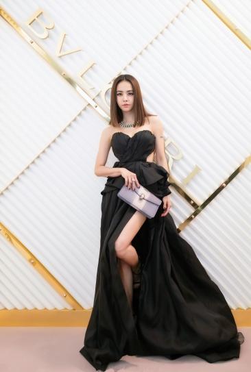 Jolin Tsai in Celia Kritharioti Spring 2018 Couture-7