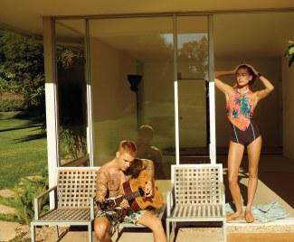 Justin Bieber & Hailey Baldwin X Vogue US March 2019-6