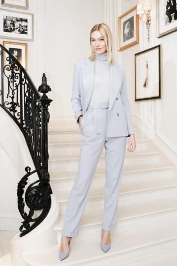 Karlie Kloss in Ralph Lauren Resort 2019-2