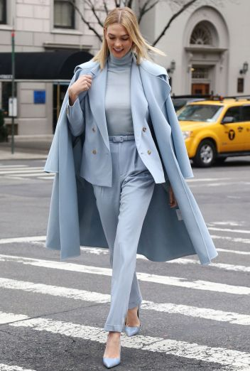 Karlie Kloss in Ralph Lauren Resort 2019-5