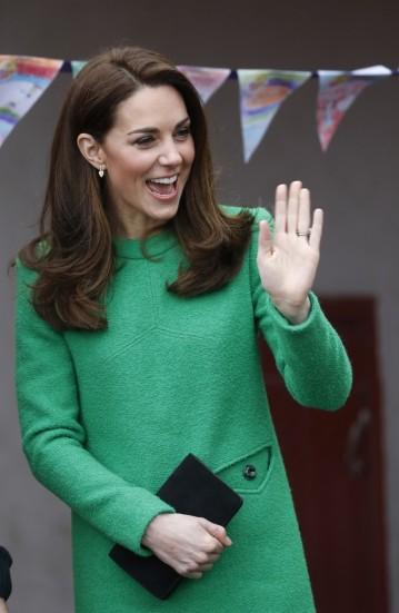 Kate Middleton in Eponine London Spring 2018-4