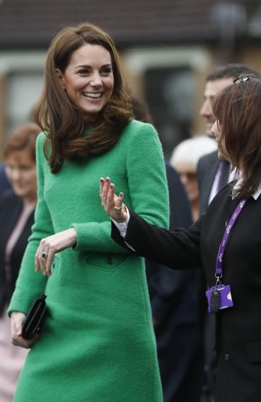 Kate Middleton in Eponine London Spring 2018-6