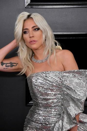 Lady Gaga in Celine Spring 2019-5