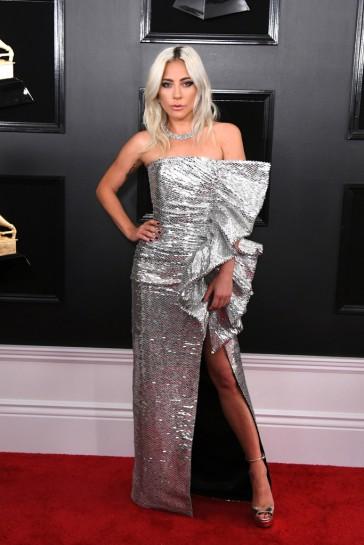 Lady Gaga in Celine Spring 2019