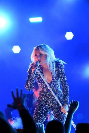 Lady Gaga in Perry Meek-7