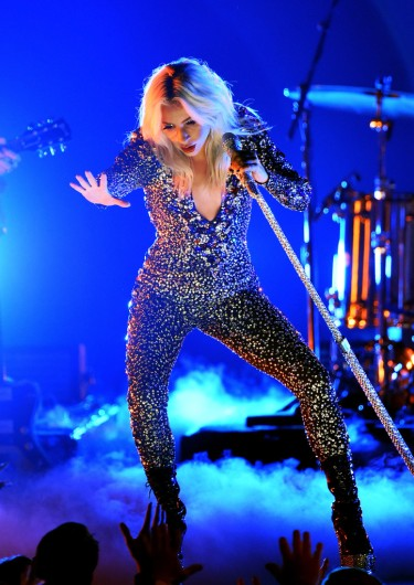 Lady Gaga in Perry Meek-8