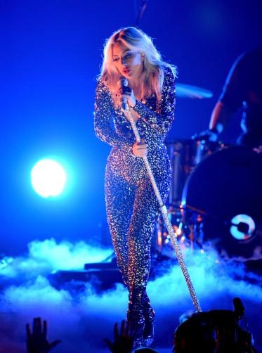 Lady Gaga in Perry Meek