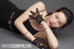 Liu Wen for Cosmopolitan China March 2019-6
