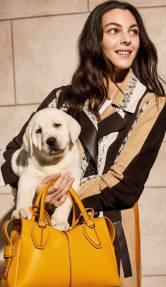 Liu Wen & Vittoria Ceretti for Tod's Spring 2019 Campaign-4