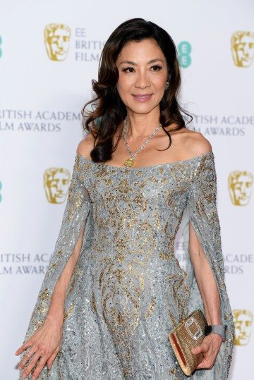 Michelle Yeoh in Elie Saab Fall 2017 Couture-1