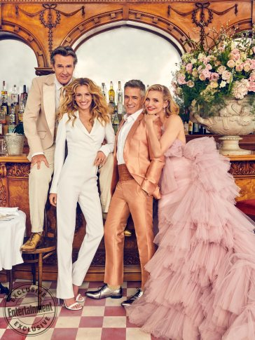 My Best Friend's Wedding Entertainment Weekly February 2019-2