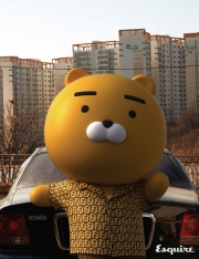 Seoul Ryan Esquire Korea March 2019-4
