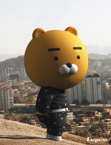 Seoul Ryan Esquire Korea March 2019-8